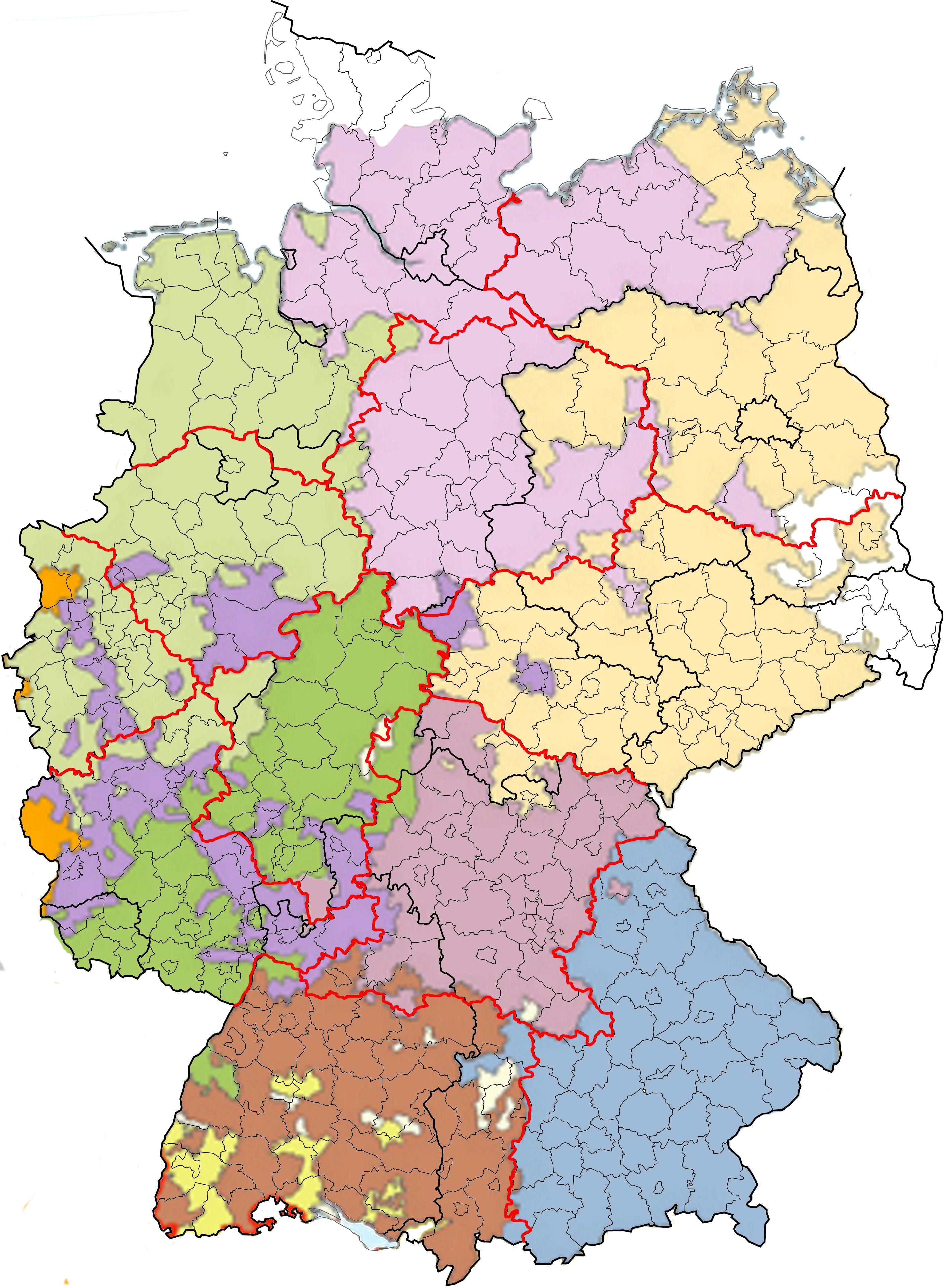 Deutschland Kleinstes Bundesland
